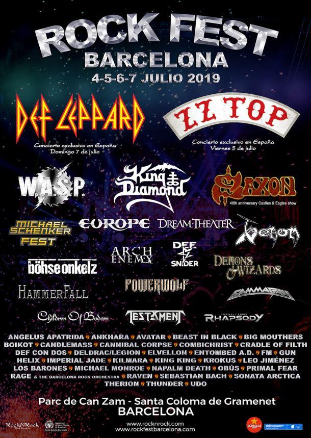 Rock Fest BCN 2019 vertical def