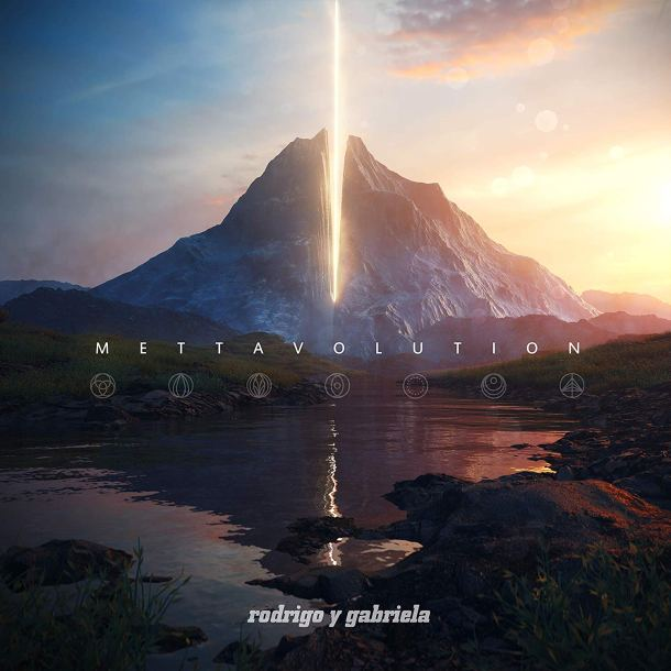 RodGab Mettavolution CD Cover