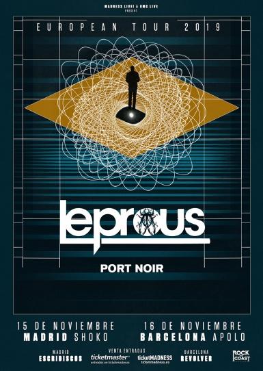 Leprous 2019