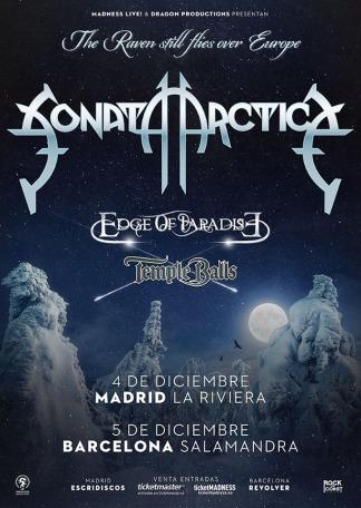 Sonata Artica 2019