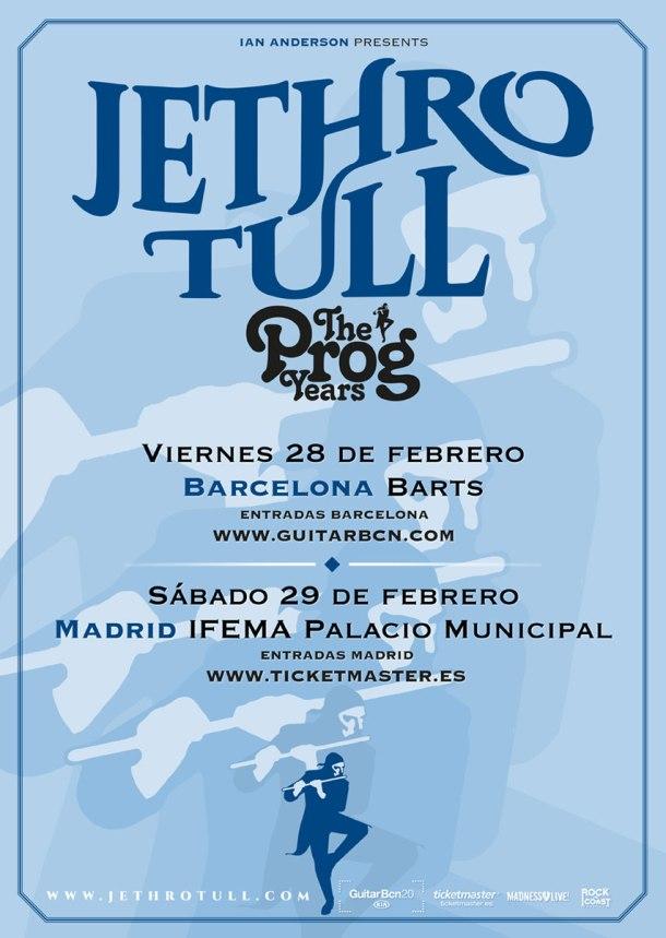 Jethro Tull 2019
