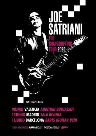 Joe Satriani 2020