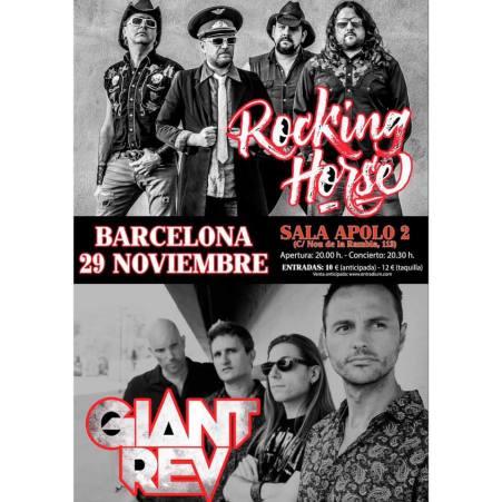 Rocking Horse BCN 2019