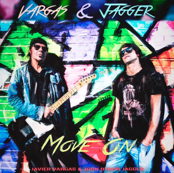 vargas & Jagger Move on CD cover