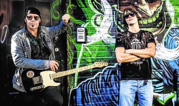 Vargas & Jagger promo