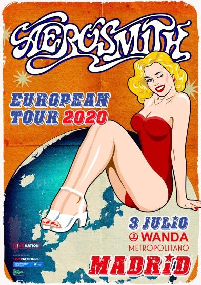 Aerosmith 2020