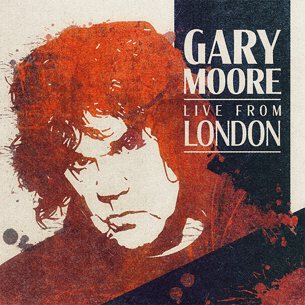 Gary Moore Live From London
