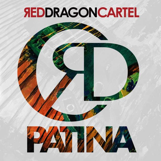 Red Dragon Cartel Patina CD Cover