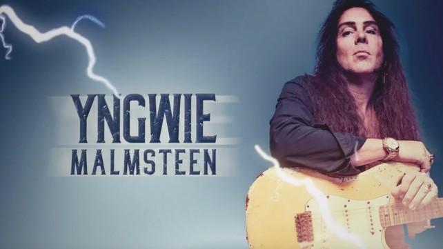 Yngwie Malmsteen Blue lightning promo 02