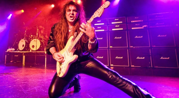 Yngwie Malmsteen World on Fire promo 02