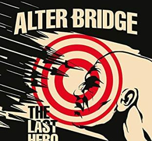 Alter Bridge the last hero CD cover