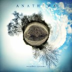 anathema weather system CD cover