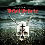 devildriver winter kills CD cover