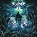 Dysmorphic An illusive pgoress CD cover
