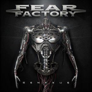 Feaf Factory Genexus CD cover