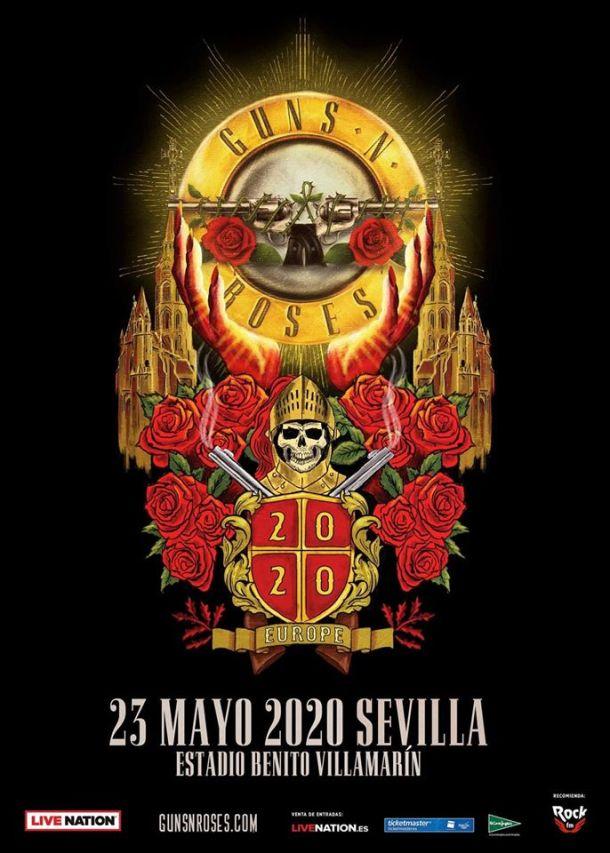 Guns N' Roses 2020