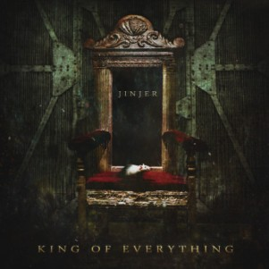 Jinjer King of everything CD cover