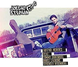 joscho stephan guitar heroes cd cover