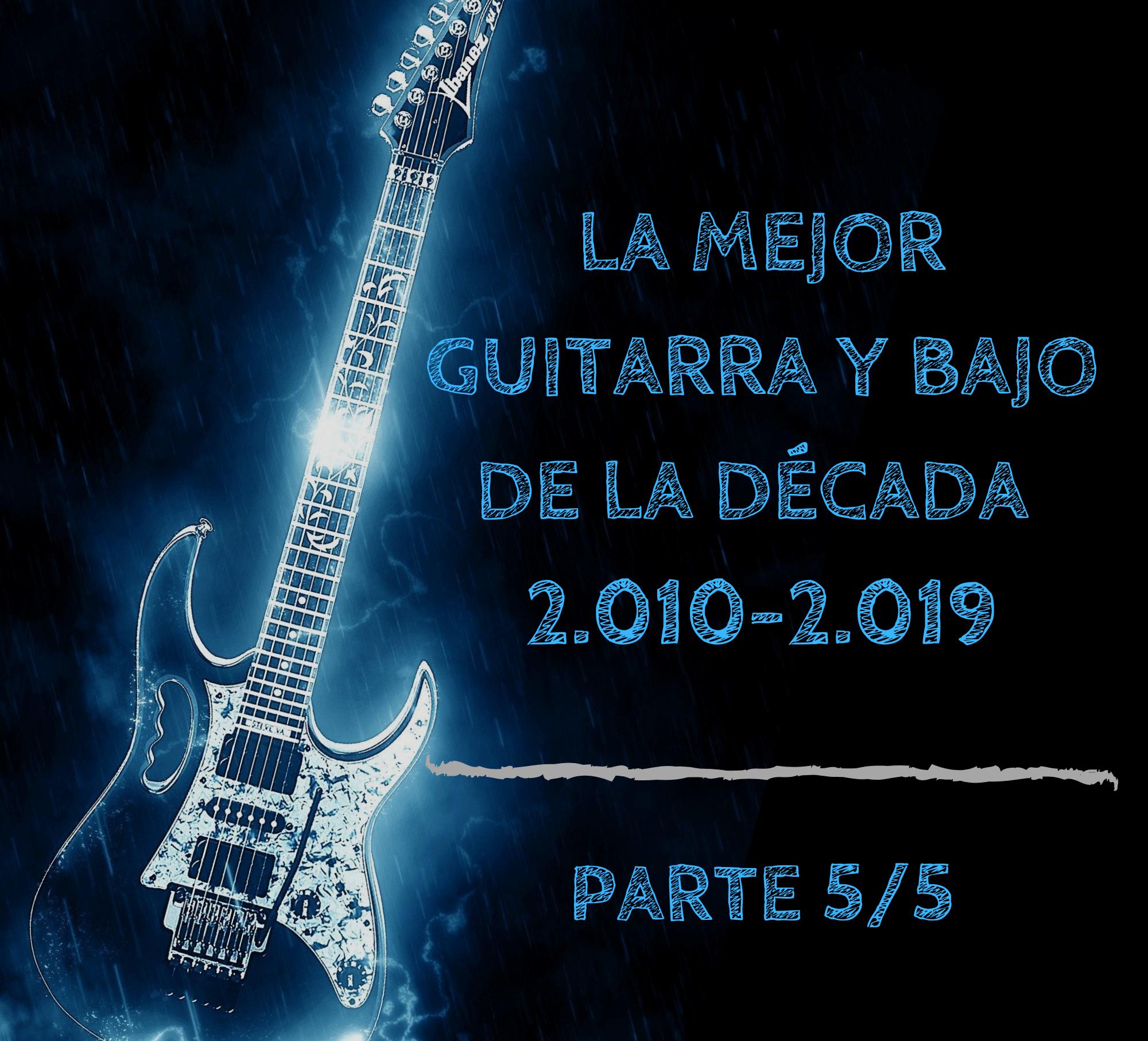 LOMEJOR DE LA DÉCADA 5-5