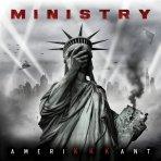 Ministry Amerikkkant CD cover