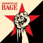 Prophets of Rage CD cover