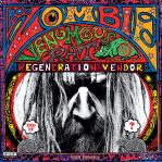 Rob Zombie venomonous CD cover