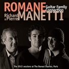 romane manetti family connections CD cover