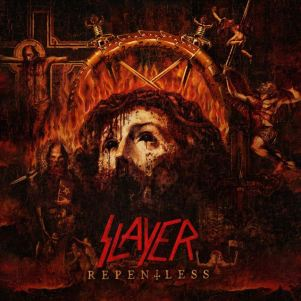 slayer repentless CD cover