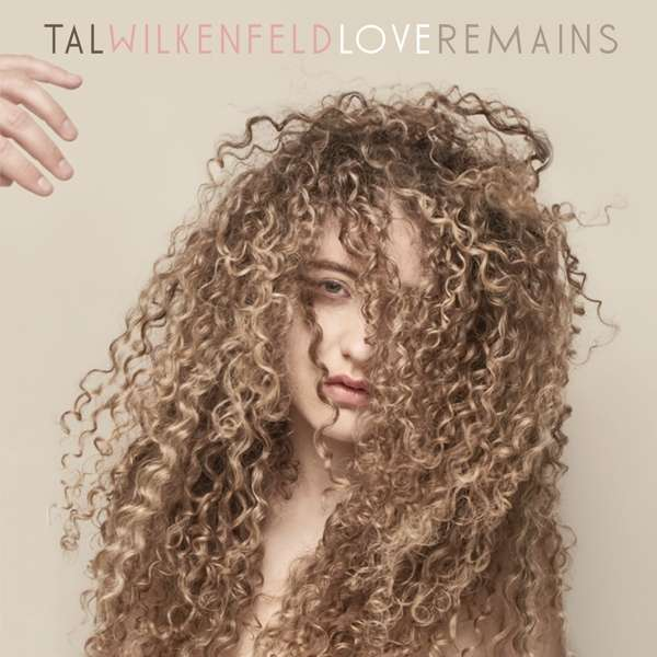 Tal Wilkenfeld Love Remains CD cover