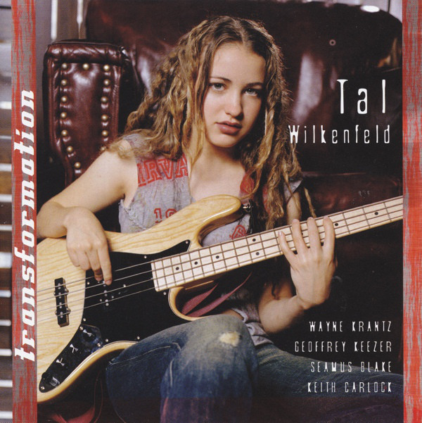Tal Wilkenfeld Transformation CD Cover