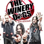 The Winery Dogs Hot Streak CD cover