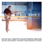 Walter Trout we are in this CD cover