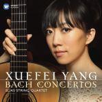 Xuefei Yang Bach Concertos CD cover