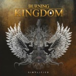Burning Kingdom Simplified CD Cover