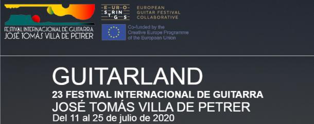 Festival de Guitarra José Tomás - Villa de Preter 2020