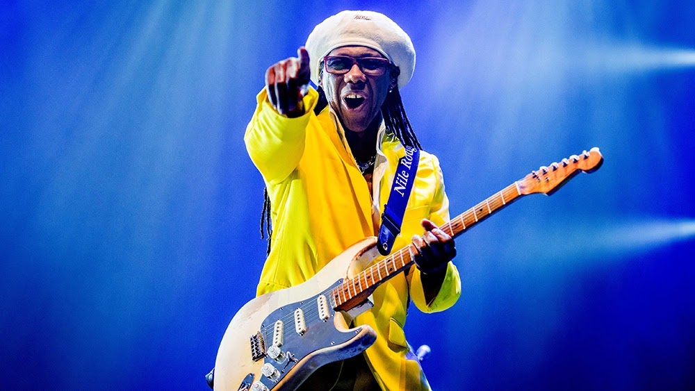 Nile Rodgers 2019