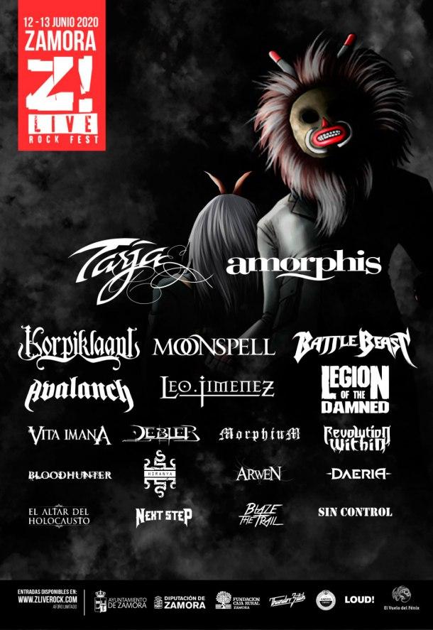 Z Live Rock Fest 2020