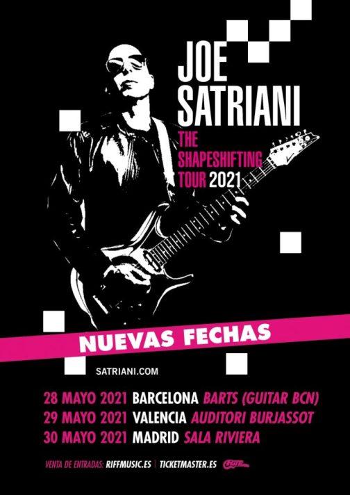 Joe Satriani 2021