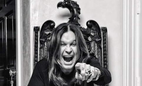 Ozzy Osbourne Ordinary Man promo 04