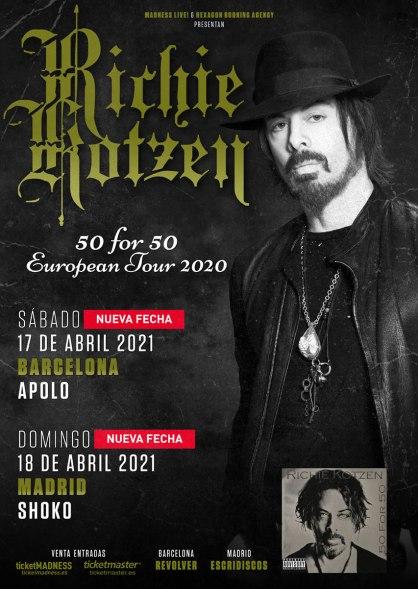 Richie Kotzen 2021