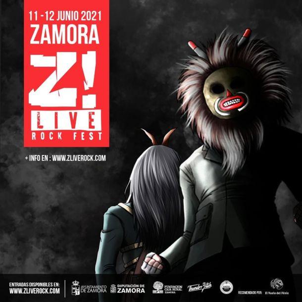 Z! Live Rock Fest 2021
