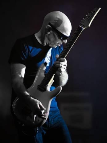Joe Satriani promo shapeshifting