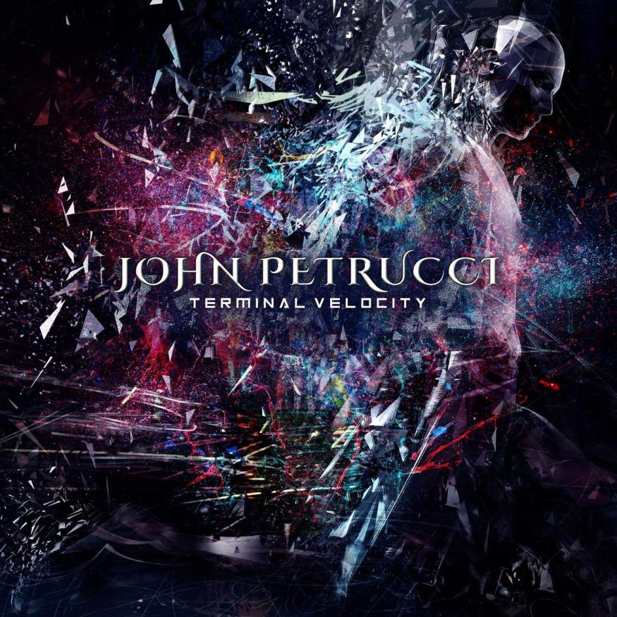john petrucci terminal velocity cd cover