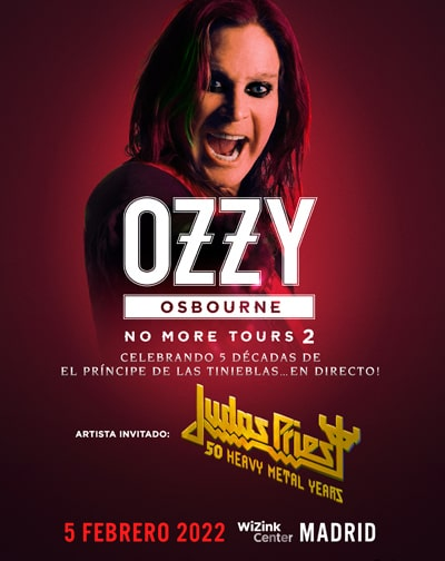 Ozzy Osbourne 2022