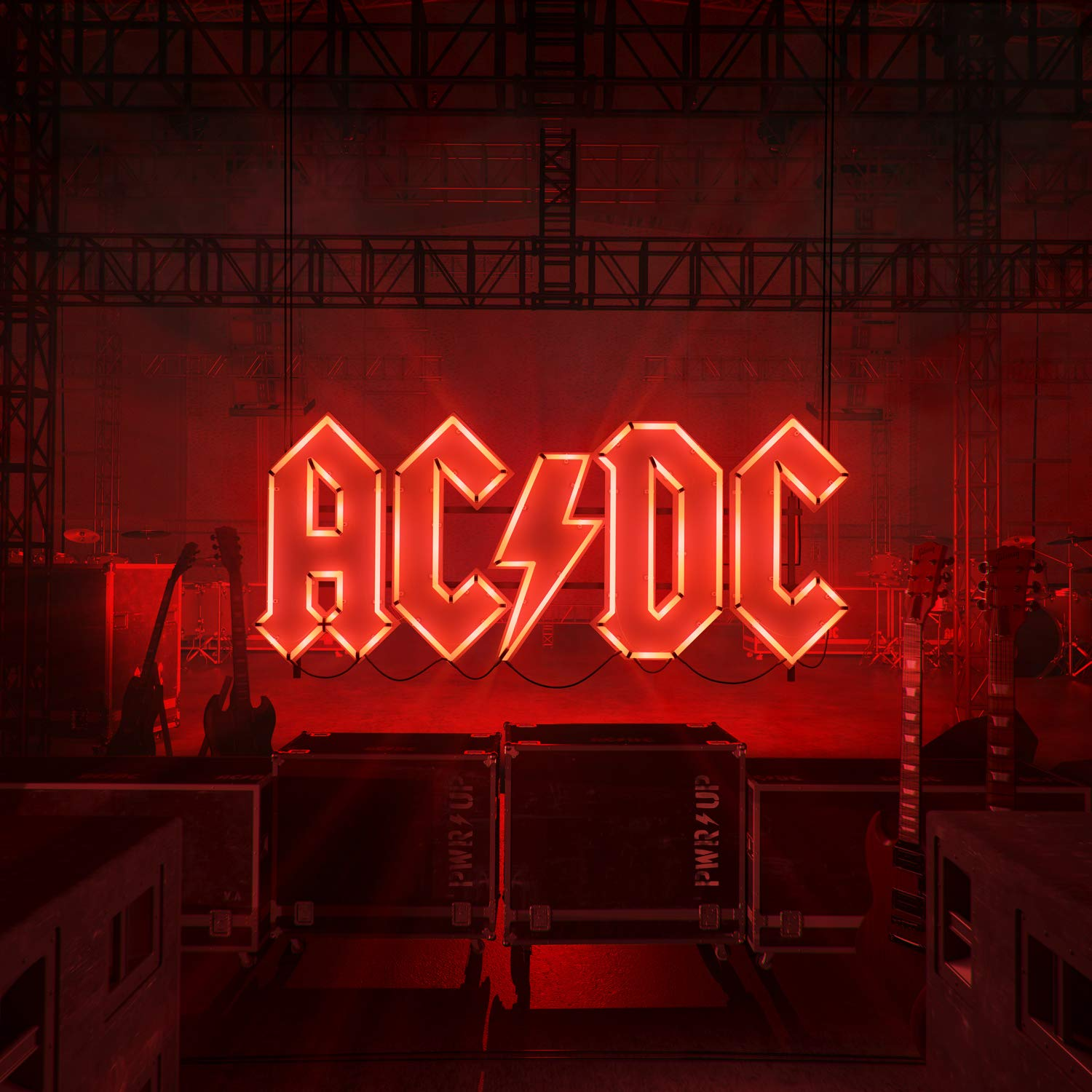 AC-DC PWR-UP cd cover