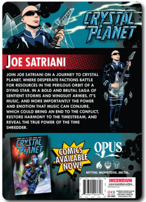 Joe Satriani Action Figure 02