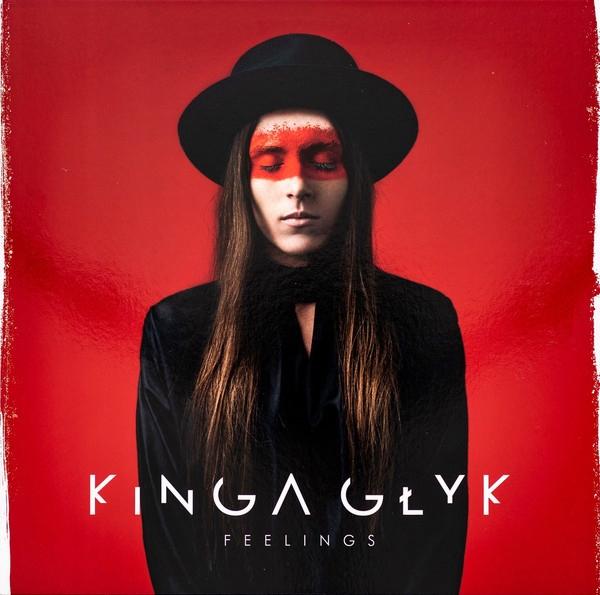 Kinga Glyk Feelings CD cover 02