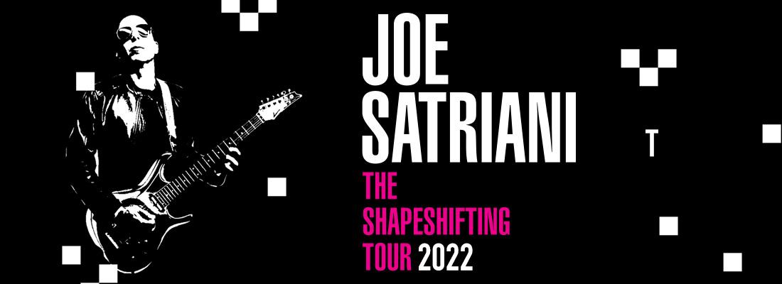 Joe Satriani 2022