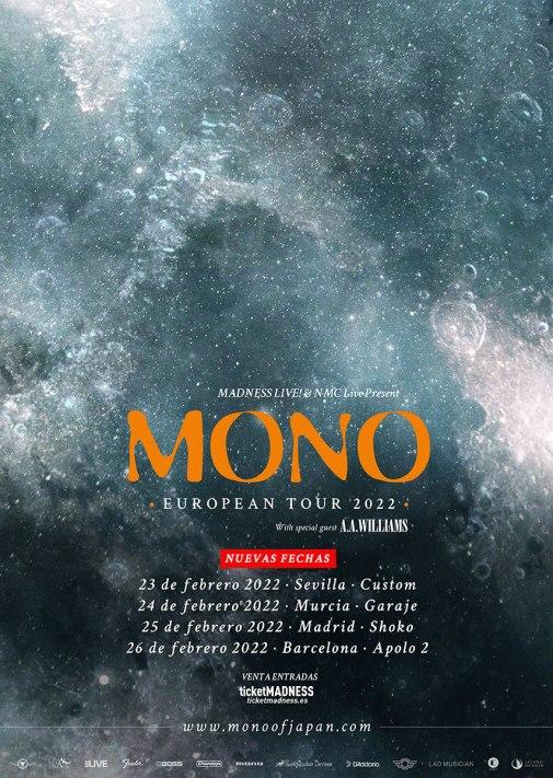 Mono spain 2022