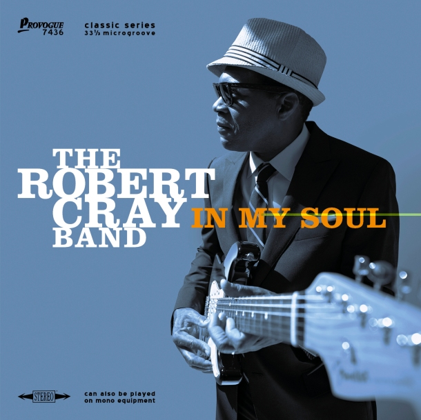 The Robert Cray Band In my soul CD Cover